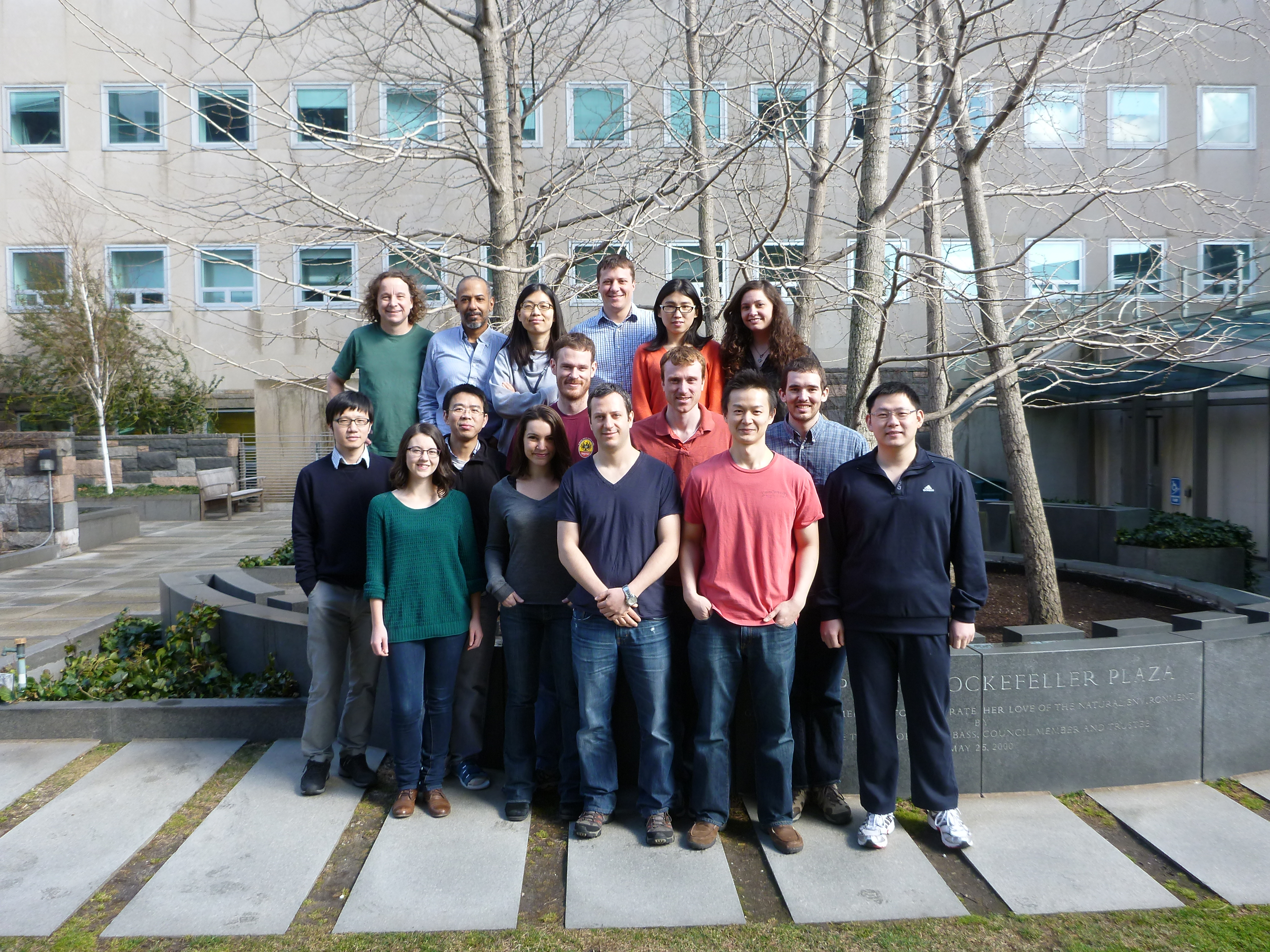 MacKinnon Lab March2013